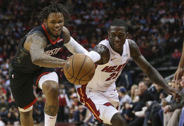NBA : Επικράτησαν Ρόκετς, Σίξερς, Μπακς και Σέλτικς