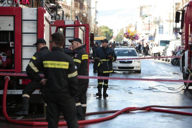 Ηράκλειο : Συναγερμός στην πυροσβεστική – Φωτιά σε συνεργείο