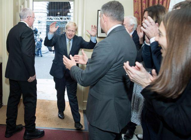 Εκλογές στη Βρετανία : Η επόμενη μέρα για Μπόρις Τζόνσον, Εργατικούς | in.gr