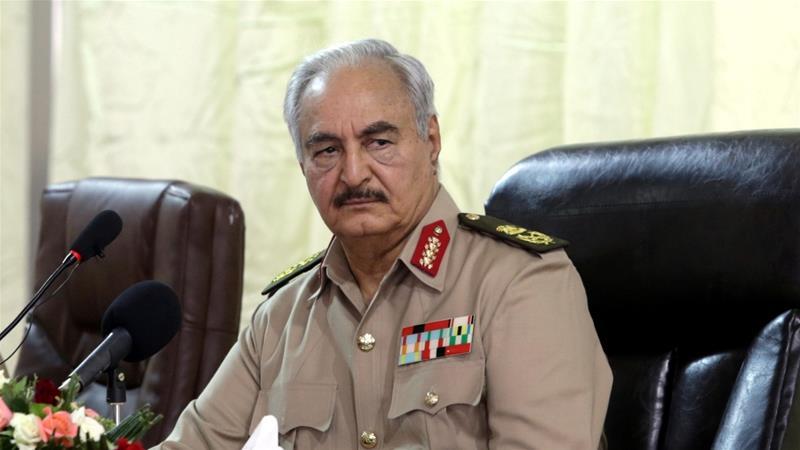 Χαφτάρ : Θα χτυπήσουμε τα τουρκικά στρατεύματα αν εισβάλουν στη Λιβύη
