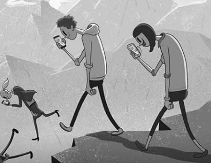 Συγκλονίζει το ποσοστό των νέων που είναι εξαρτημένοι από το κινητό τους | in.gr