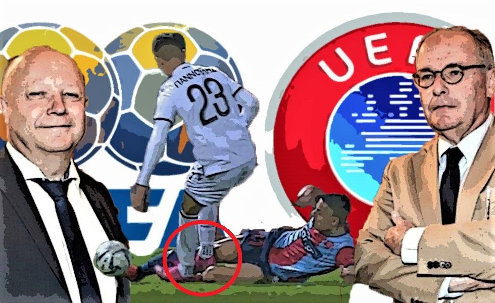 Δηλαδή χωρίς UEFA/FIFΑ τι χειρότερο θα μας είχε βρει…