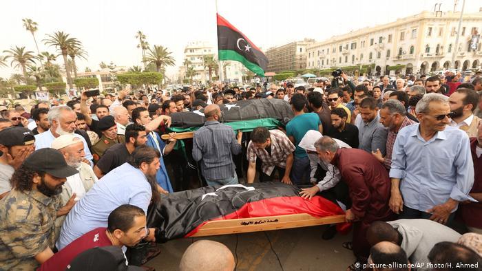 Ιταλία : Αναλαμβάνει διπλωματική πρωτοβουλία για Λιβύη – Ακυρα τα μνημόνια με Τουρκία