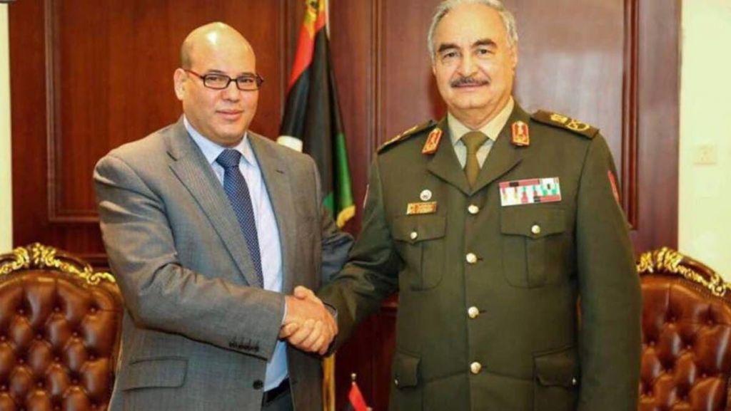 Το μνημόνιο Τουρκίας – Λιβύης και την «ύποπτη σιωπή» του ΟΗΕ καταγγέλλει αξιωματούχος του Χάφταρ