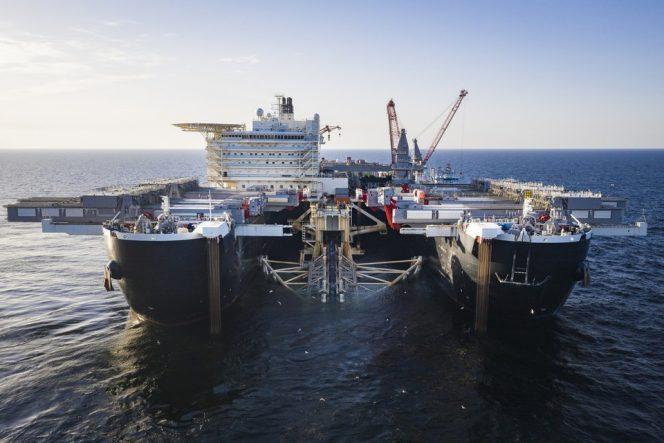 Nord Stream 2 : Η Γερμανία καταδικάζει την εξαγγελία αμερικανικών κυρώσεων