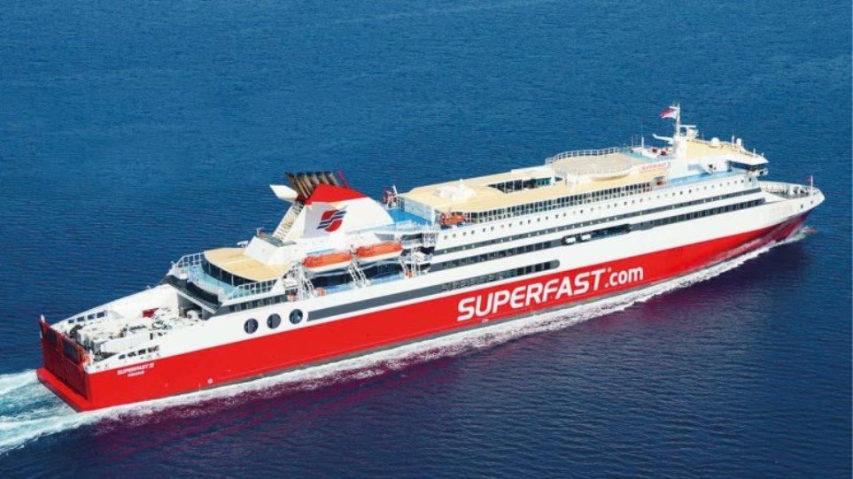 Μηχανική βλάβη εν πλω για το «Superfast XI» – Αίσιο τέλος για τους επιβάτες