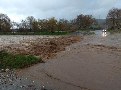 «Διδώ» : Ρεκόρ βροχοπτώσεων και χιόνια στα ορεινά από την κακοκαιρία