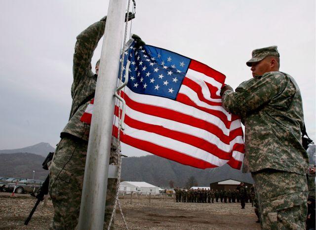 Γκάφα ολκής από τις ΗΠΑ: Διαψεύδουν τα περί αποχώρησης στρατευμάτων από το Ιράκ | in.gr