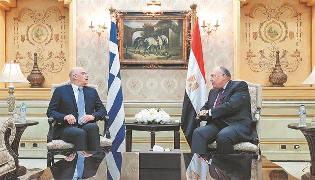Αγώνας ταχύτητας για ΑΟΖ με Ιταλία και Αίγυπτο