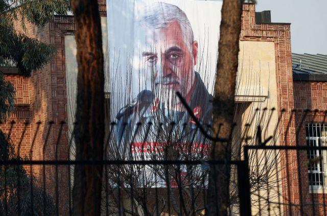 Νέες απειλές από Ιράν : Να αποσυρθούν άμεσα τα στρατεύματα των ΗΠΑ από τη Μέση Ανατολή
