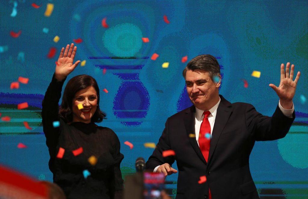 Μιλάνοβιτς : Ο Σοσιαλδημοκράτης με τους «απότομους τρόπους» νέος πρόεδρος της Κροατίας