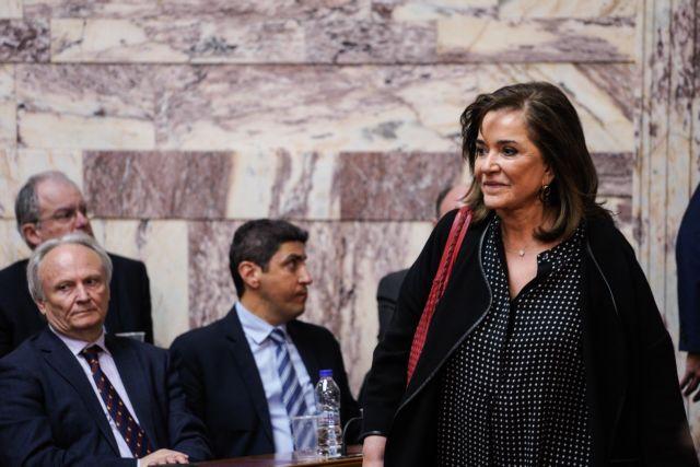 Μπακογιάννη για Σακελλαροπούλου : Θα ψηφιστεί με μεγάλη πλειοψηφία