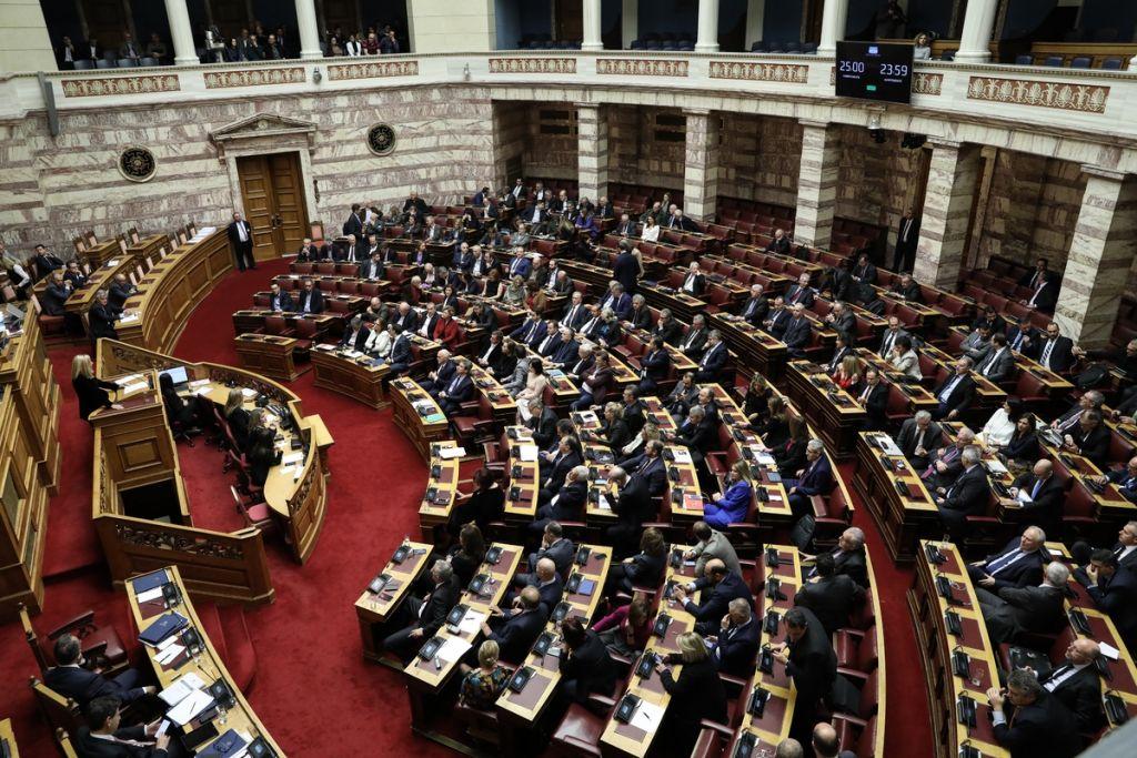 Δεκτός επί της αρχής ο νέος εκλογικός νόμος
