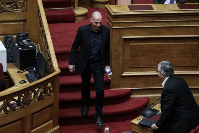 Βαρουφάκης : Θα δημοσιοποιήσω ο ίδιος μέχρι τα τέλη Φεβρουαρίου τις ηχογραφήσεις του Eurogroup