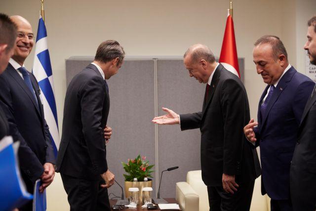 Ο δύσκολος συμβιβασμός με την Τουρκία, η κυβερνητική ατζέντα και ο ρόλος της Ντόρας Μπακογιάννη | in.gr