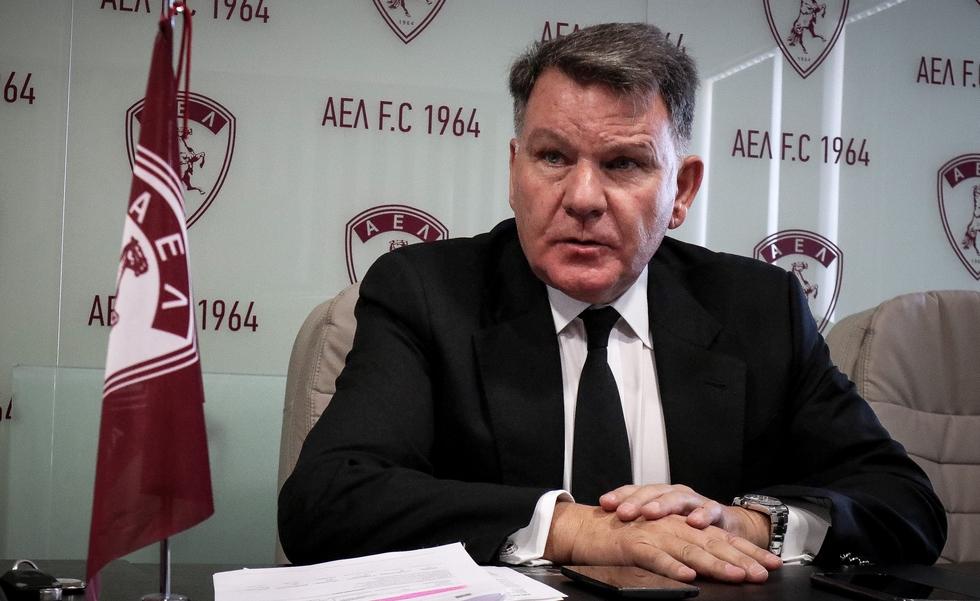 Κούγιας: «Θα κάνω καταγγελία για τον πραγματικό ιδιοκτήτη του Βόλου»