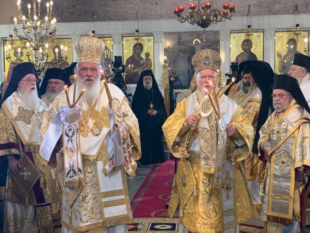Εμφύλιος στην Ορθοδοξία: Σκηνικό «ιερού» πολέμου με φόντο την Ουκρανική Εκκλησία
