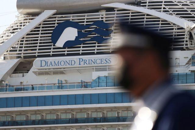 Κοροναϊός: Στο «Σωτηρία» οι Έλληνες από το Diamond Princess