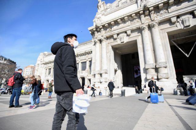 Κοροναϊός: Πανικός σε όλο τον κόσμο – Κοκκίνησε ο real time χάρτης