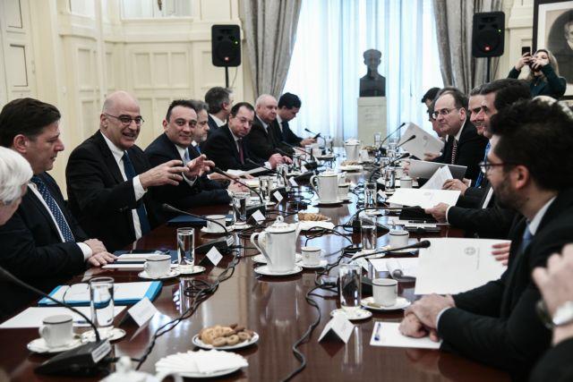 Δένδιας : Στο Συμβούλιο Εξωτερικής Πολιτικής διαπιστώθηκε ομοψυχία και υπευθυνότητα | in.gr