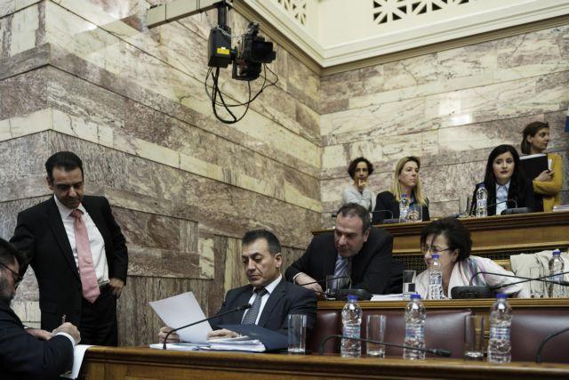Βουλή : Έντονες αντιδράσεις της Αντιπολίτευσης στο νέο Ασφαλιστικό