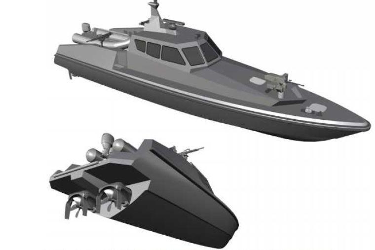 Αγήνωρ : Το νέο υπερσύγχρονο σκάφος ανορθόδοξου πολεμου του ΠΝ | in.gr
