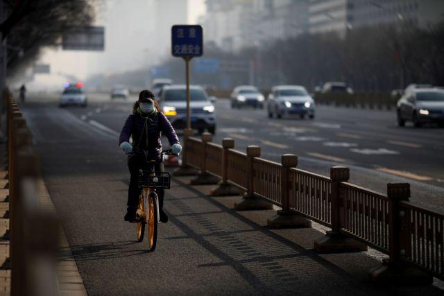 Κοροναϊός : Υπάρχει ανησυχία και φόβος λένε Έλληνες που ζουν στην Κίνα