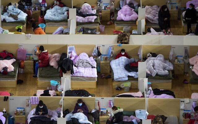 Κοροναϊός : Αυξήθηκε πάλι ο αριθμός των νέων κρουσμάτων στη Χουμπέι