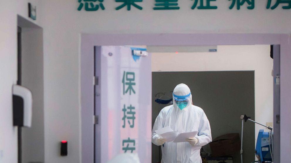 Κίνα – κοροναϊός : Στους 1.770 οι νεκροί και 70.548 κρούσματα