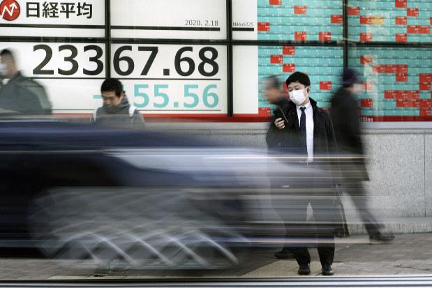 Ο κοροναϊός πλήττει και το χρηματιστήριο του Τόκιο