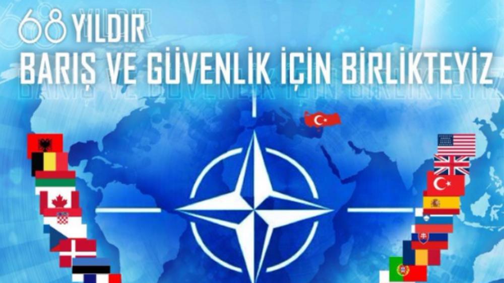 Χάρτης εμφανίζει Αιγαίο και Κύπρο σαν τουρκικό χώρο