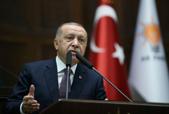 Υπό πίεση (ξανά) ο Ερντογάν