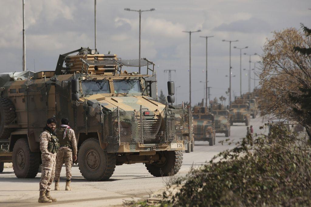 Ιντλίμπ : Νέα επίθεση των συριακών δυνάμεων – Και άλλος τούρκος στρατιώτης νεκρός | in.gr