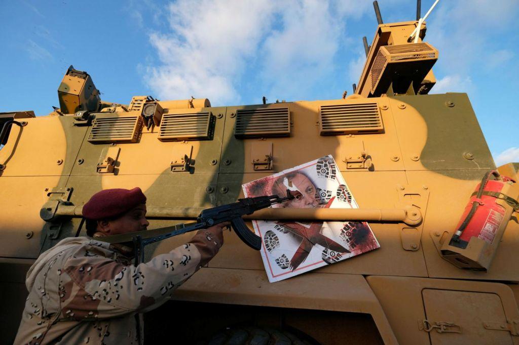 Δυνάμεις Χαφτάρ : Νεκροί 16 τούρκοι στρατιώτες και 105 μισθοφόροι στη Λιβύη