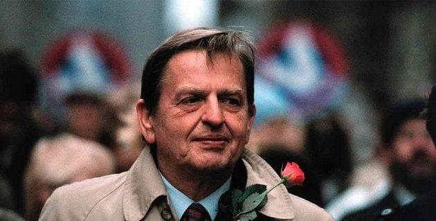 Oύλοφ Πάλμε: Κοντά στην εξιχνίαση της δολοφονίας του μετά από 34 χρόνια
