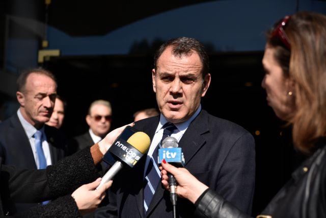 Οι τουρκικές προκλήσεις στο επίκεντρο της συνάντησης Παναγιωτόπουλου – Ακάρ