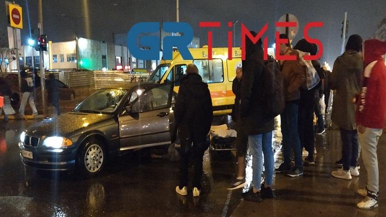 Θεσσαλονίκη : Τον τραυμάτισε σοβαρά με το ΙΧ και τον εγκατέλειψε στον δρόμο