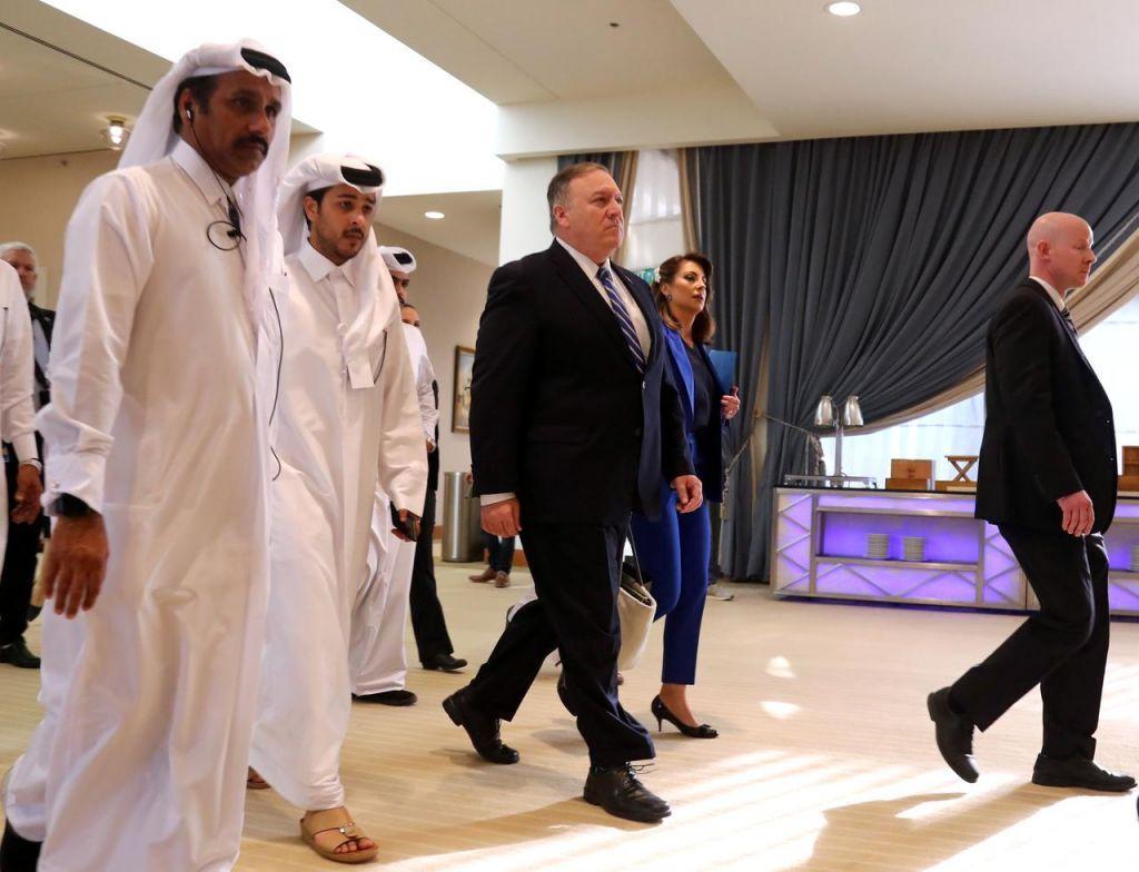 Ντόχα : ΗΠΑ και Ταλιμπάν υπέγραψαν τη συμφωνία αποχώρησης των ξένων στρατευμάτων