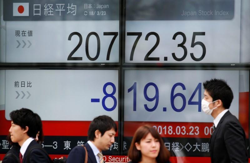 Apple και κορωναϊός ρίχνουν το χρηματιστήριο στο Τόκιο!