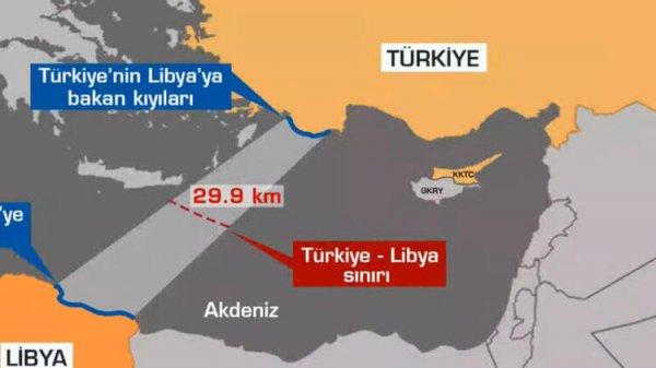 Η αλήθεια για την τουρκολιβυκή συμφωνία, τις συντεταγμένες, τον ΟΗΕ και τον δύσκολο δρόμο για τη Χάγη | in.gr