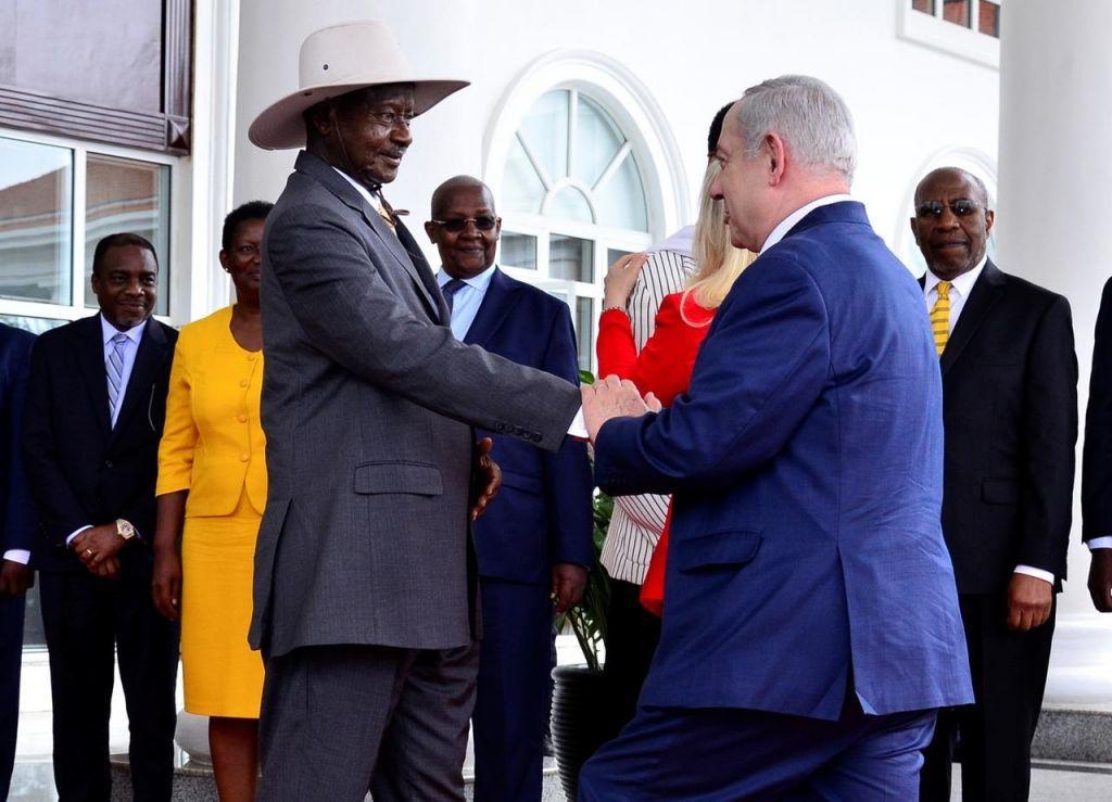 Η Ουγκάντα εξετάζει το άνοιγμα πρεσβείας στην Ιερουσαλήμ