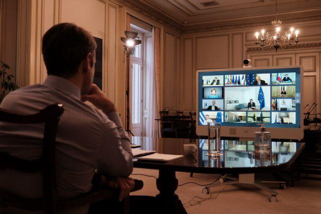 Κοροναϊός – Μητσοτάκης : Κατώτερη των περιστάσεων η σύνοδος κορυφής της ΕΕ | in.gr