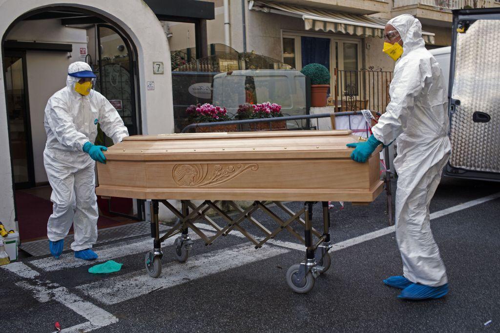 Κοροναϊός : Οι λόγοι που οδήγησαν στην εκατόμβη θυμάτων | in.gr