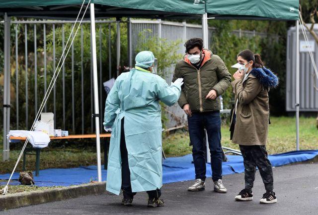 «Θερίζει» ο κοροναϊός στην Ιταλία : Στους 79 οι νεκροί – Πάνω από 2.200 κρούσματα | in.gr