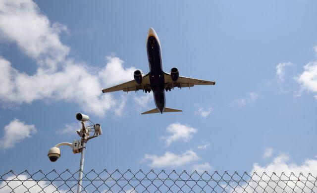 Ryanair: Αναστολή πτήσεων από και προς Ιταλία