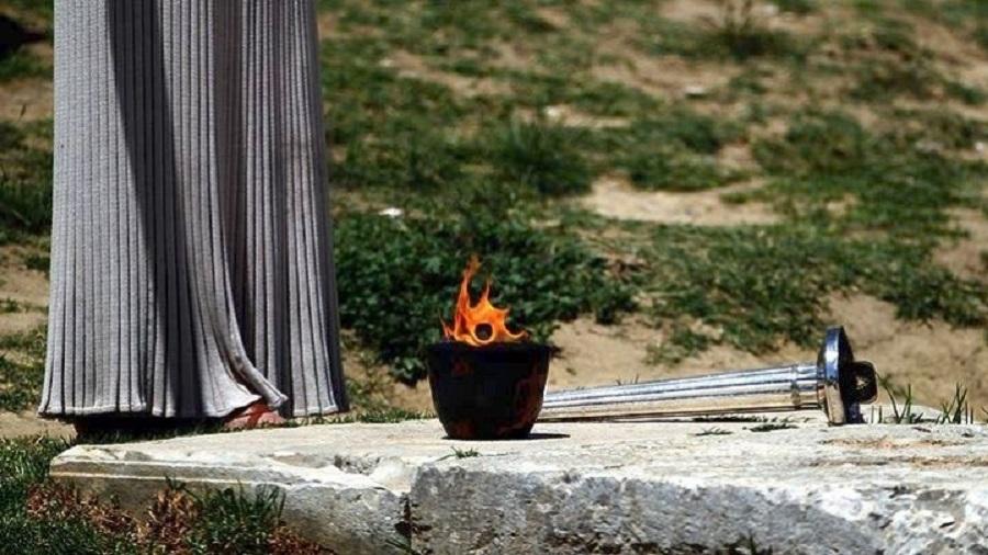 Αρχαία Ολυμπία : Χωρίς θεατές η τελετή Αφής της Ολυμπιακής Φλόγας λόγω κοροναϊού | in.gr