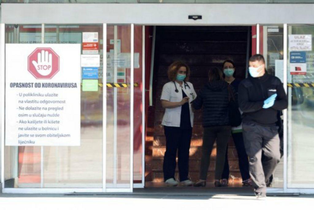Κοροναϊός – Κροατία : 8 γιατροί θετικοί στον ιό – 81 τα κρούσματα έως τώρα