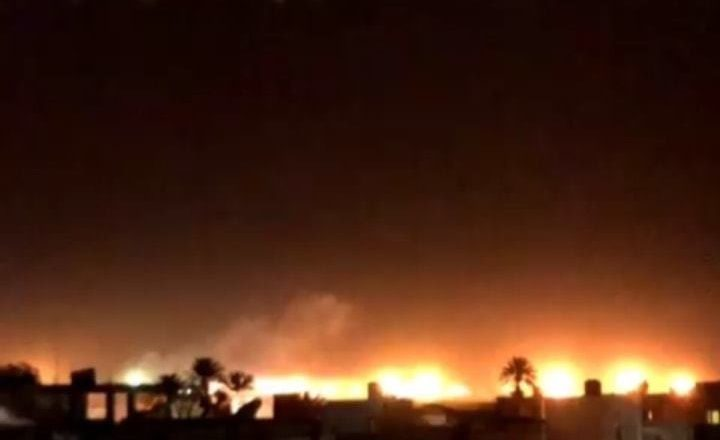 Λιβύη : Σφοδροί βομβαρδισμοί της αεροπορικής βάσης Μιτίγκα – Μεγάλες οι απώλειες των Τούρκων