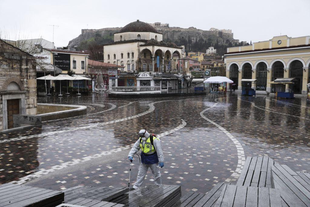 Κοροναϊός : Η θέση της Ελλάδας στον παγκόσμιο χάρτη κρουσμάτων