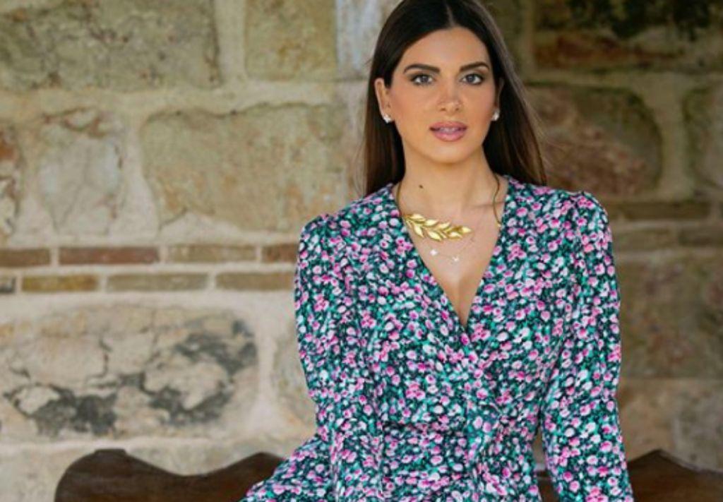 Σταματίνα Τσιμτσιλή: Διάβασε on air το μήνυμα από την πεθερά της | in.gr